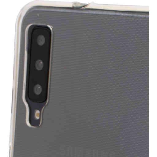 Mobiparts Classic TPU Case Samsung Galaxy A7 (2018) Transparent