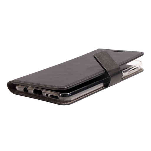 Mobiparts Classic Wallet Case Samsung Galaxy A7 (2018) Black