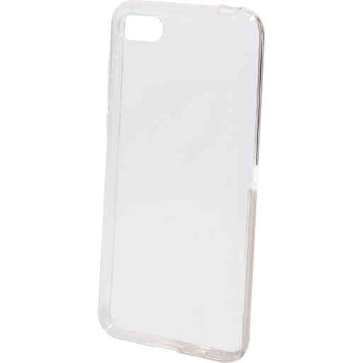 Mobiparts Classic TPU Case Huawei Y5 (2018) Transparent