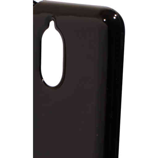 Mobiparts Classic TPU Case Nokia 3.1 (2018) Black