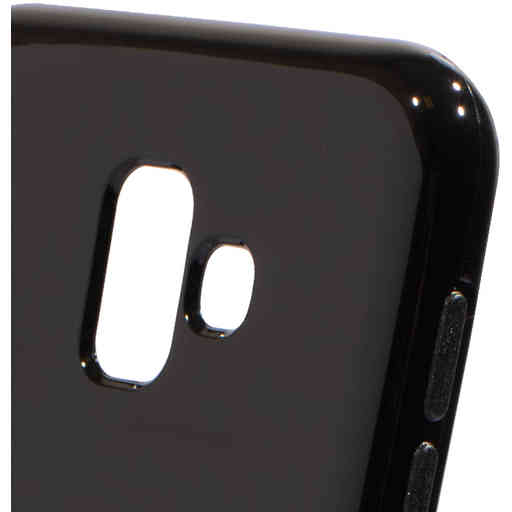 Mobiparts Classic TPU Case Samsung Galaxy J6 Plus (2018) Black