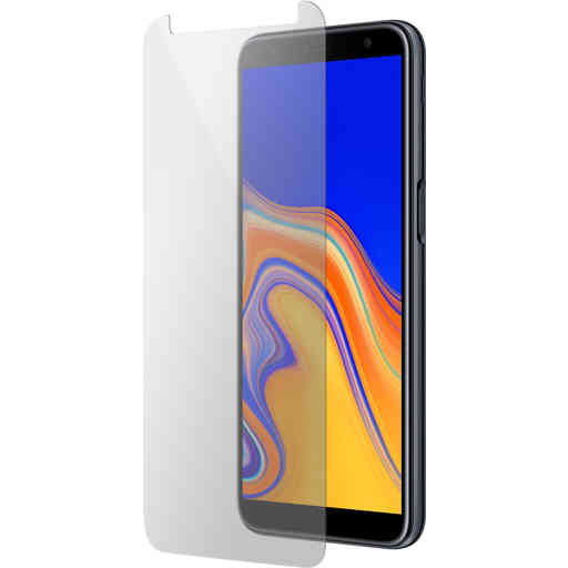 Mobiparts Regular Tempered Glass Samsung Galaxy J6 Plus (2018)