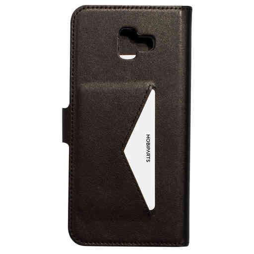 Mobiparts Classic Wallet Case Samsung Galaxy J6 Plus (2018) Black