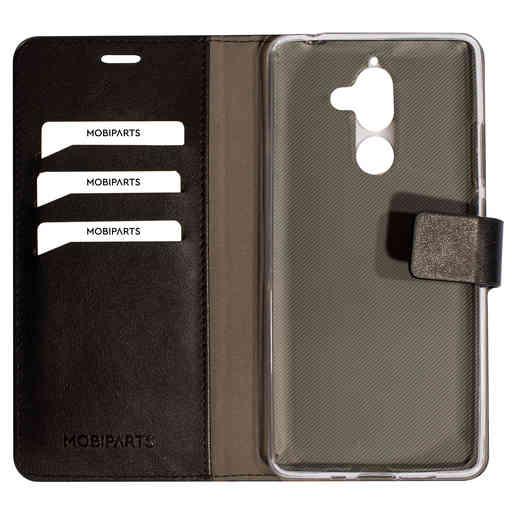 Mobiparts Classic Wallet Case Nokia 7 Plus Black