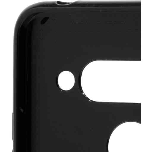 Mobiparts Classic TPU Case LG V40 ThinQ Black