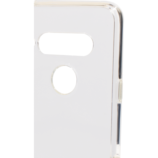 Mobiparts Classic TPU Case LG V40 ThinQ Transparent