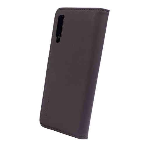 Mobiparts 2 in 1 Premium Wallet Case Samsung Galaxy A7 (2018) Black