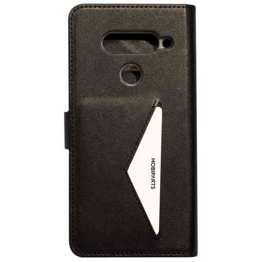 Mobiparts Classic Wallet Case LG V40 ThinQ Black