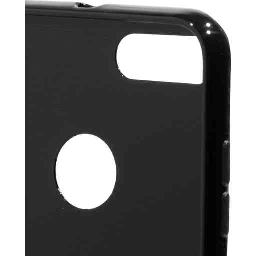 Mobiparts Classic TPU Case Huawei Y9 (2019) Black