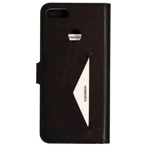 Mobiparts Classic Wallet Case Huawei Y9 (2019) Black
