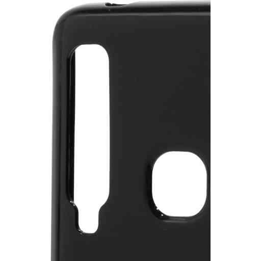Mobiparts Classic TPU Case Samsung Galaxy A9 (2018) Black