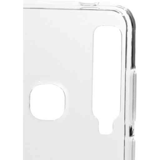 Mobiparts Classic TPU Case Samsung Galaxy A9 (2018) Transparent