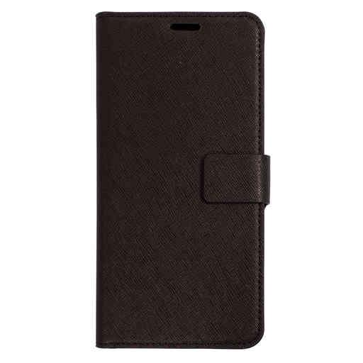 Mobiparts Saffiano Wallet Case Samsung Galaxy A9 (2018) Black