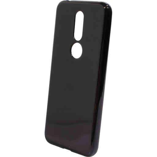 Mobiparts Classic TPU Case Nokia 7.1 (2018) Black