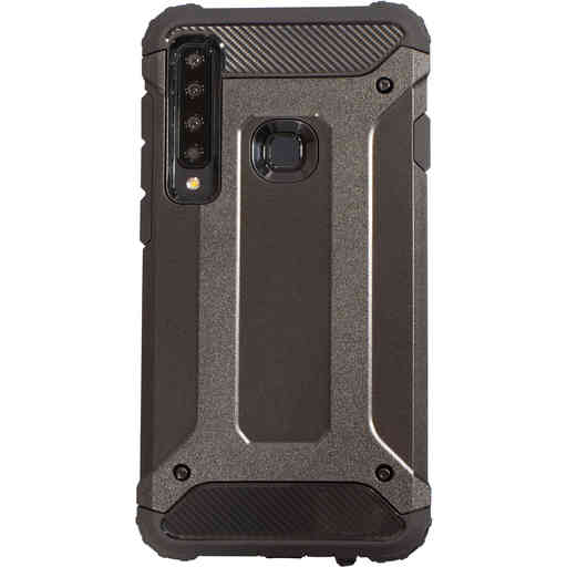 Mobiparts Rugged Shield Case Samsung Galaxy A9 (2018) Black