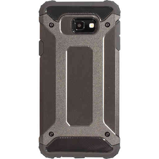 Mobiparts Rugged Shield Case Samsung Galaxy J4 Plus (2018) Black