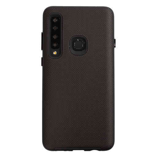 Mobiparts Rugged Tough Grip Case Samsung Galaxy A9 (2018) Black