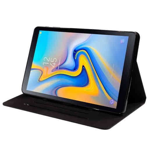 Mobiparts Classic Folio Case Samsung Tab A 10.5 (2018) Black