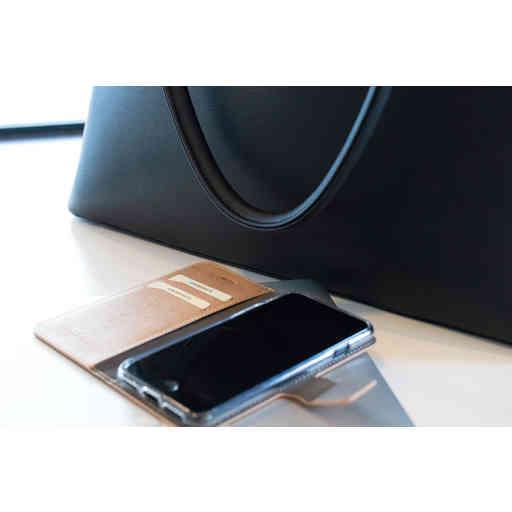 Mobiparts Saffiano Wallet Case Samsung Galaxy A6 (2018) Copper