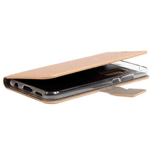 Mobiparts Saffiano Wallet Case Huawei Mate 20 Lite Copper