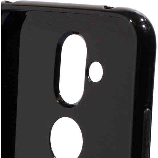 Mobiparts Classic TPU Case Nokia 8.1 (2018) Black