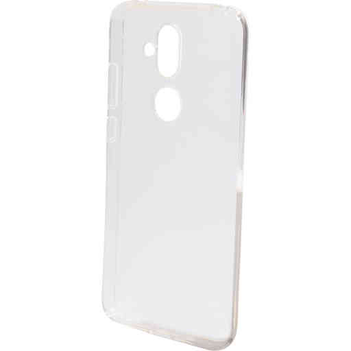 Mobiparts Classic TPU Case Nokia 8.1 (2018) Transparent