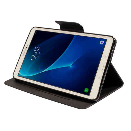 Mobiparts Classic Folio Case Samsung Tab A 10.1 (2016) Black