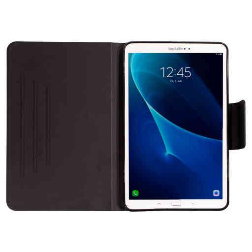 Mobiparts Classic Folio Case Samsung Tab A 10.1 (2016) Black
