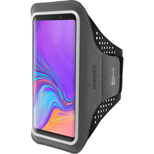 Mobiparts Comfort Fit Sport Armband Samsung Galaxy A9 (2018) Black