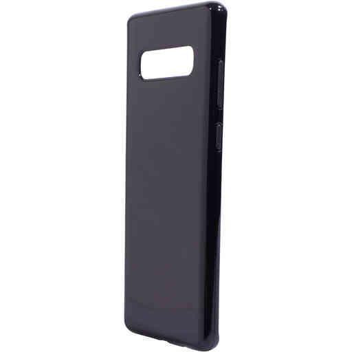 Mobiparts Classic TPU Case Samsung Galaxy S10 Plus Black
