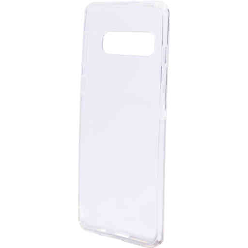 Mobiparts Classic TPU Case Samsung Galaxy S10 Transparent