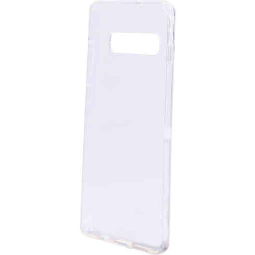 Mobiparts Classic TPU Case Samsung Galaxy S10 Plus Transparent