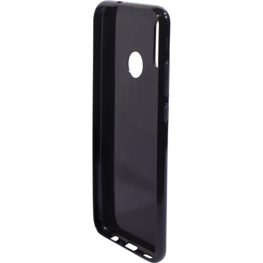 Mobiparts Classic TPU Case Huawei P Smart (2019) Black