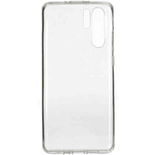 Mobiparts Classic TPU Case Huawei P30 Pro Transparent