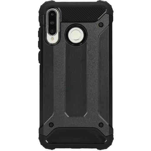 Mobiparts Rugged Shield Case Huawei P30 Lite Black