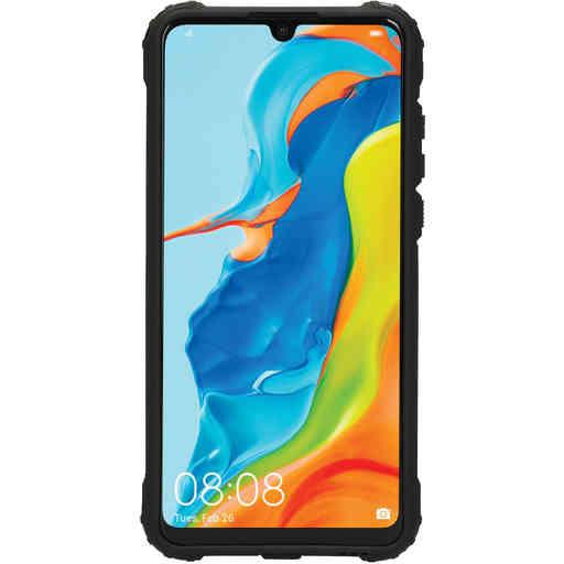 Mobiparts Rugged Shield Case Huawei P30 Lite Black