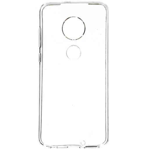 Mobiparts Classic TPU Case Motorola Moto G7/ Moto G7 Plus Transparent