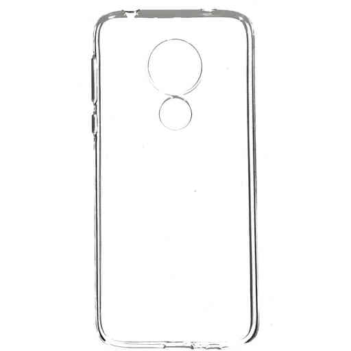 Mobiparts Classic TPU Case Motorola Moto G7 Power Transparent