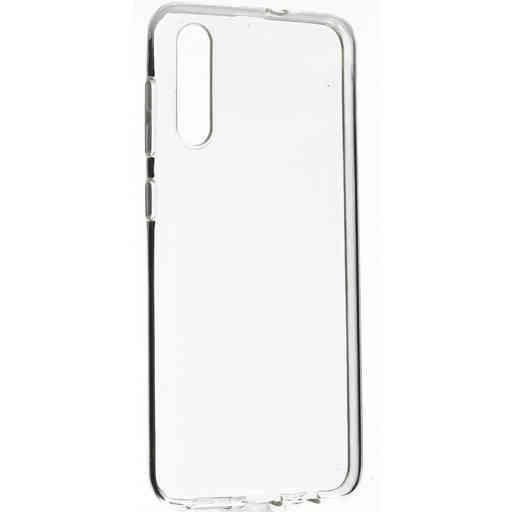 Mobiparts Classic TPU Case Samsung Galaxy A50/A30S Transparent