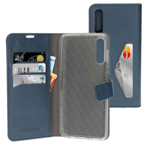Mobiparts Classic Wallet Case Samsung Galaxy A50/A30S Blue