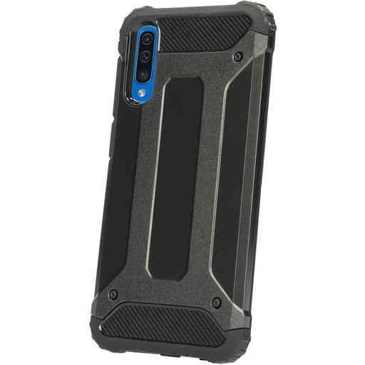 Mobiparts Rugged Shield Case Samsung Galaxy A50 (2019) Black