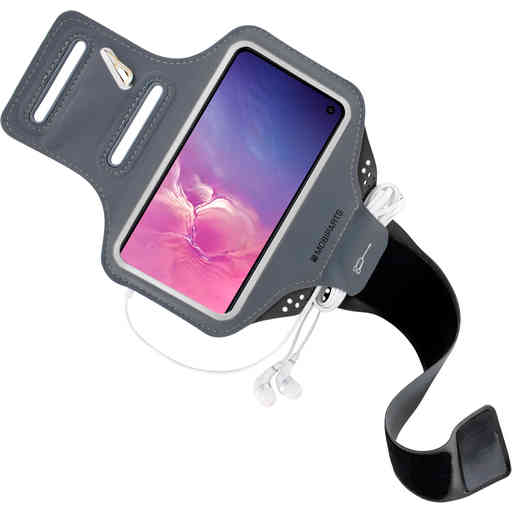 Mobiparts Comfort Fit Sport Armband Samsung Galaxy S10e Black