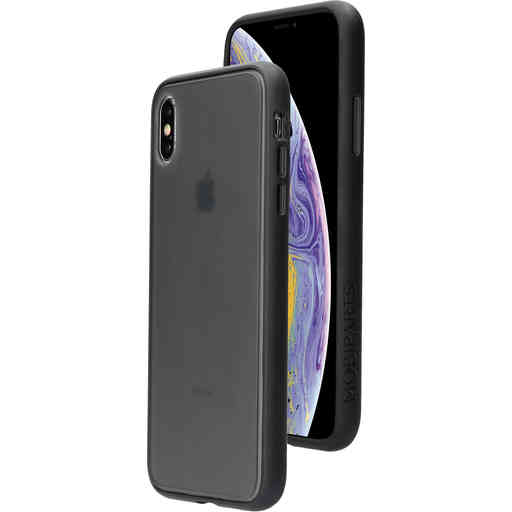 Mobiparts Classic Hardcover Apple iPhone X/XS Grey