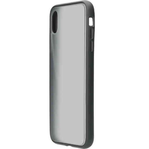 Mobiparts Classic Hardcover Apple iPhone XS Max Grey