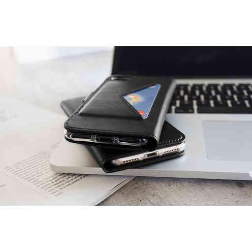 Mobiparts Classic Wallet Case Samsung Galaxy A40 (2019) Black