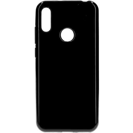 Mobiparts Classic TPU Case Huawei Y6 (2019) Black