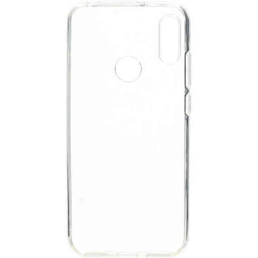 Mobiparts Classic TPU Case Huawei Y6 (2019) Transparent