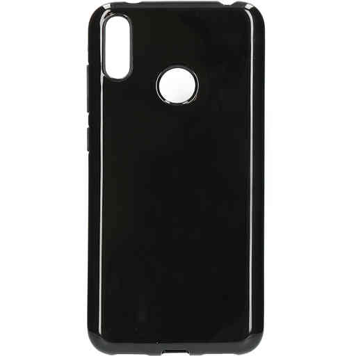 Mobiparts Classic TPU Case Huawei Y7 (2019) Black