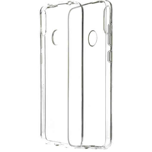Mobiparts Classic TPU Case Huawei Y7 (2019) Transparent
