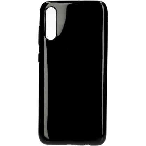 Mobiparts Classic TPU Case Samsung Galaxy A70 (2019) Black